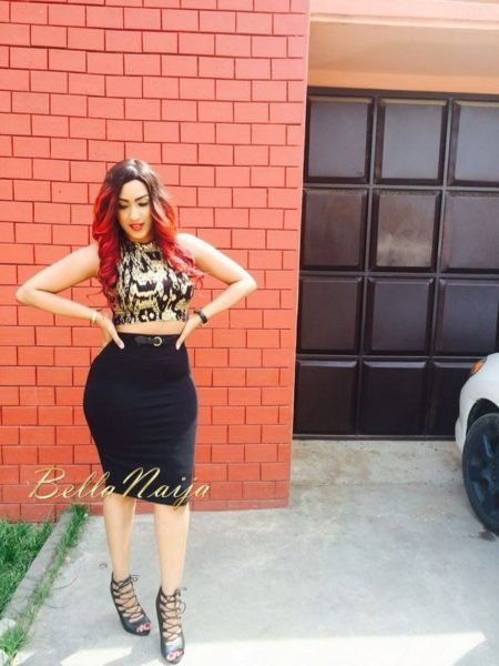 Juliet Ibrahim shows off Banging Bod - March 2014 - BellaNaija - 024