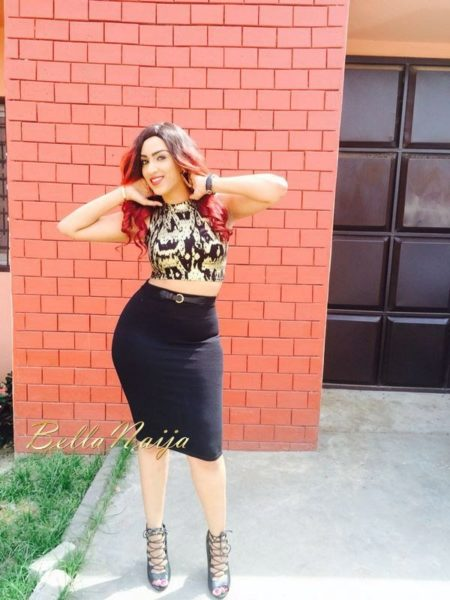 Juliet Ibrahim shows off Banging Bod - March 2014 - BellaNaija - 027