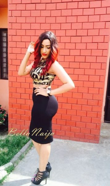 Juliet Ibrahim shows off Banging Bod - March 2014 - BellaNaija - 028