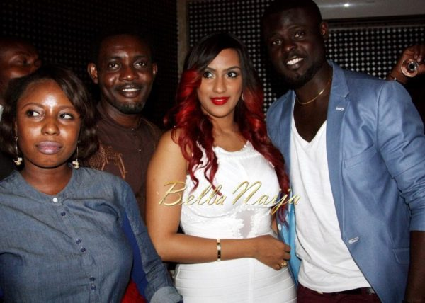 Juliet Ibrahim's 28th Birthday Party in Lagos - March 2014 - BellaNaija - 022