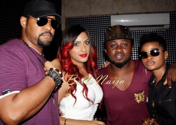 Juliet Ibrahim's 28th Birthday Party in Lagos - March 2014 - BellaNaija - 027