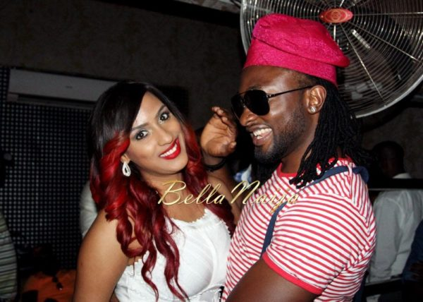 Juliet Ibrahim's 28th Birthday Party in Lagos - March 2014 - BellaNaija - 031