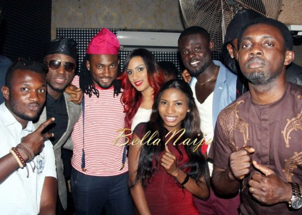 Juliet Ibrahim's 28th Birthday Party in Lagos - March 2014 - BellaNaija - 032