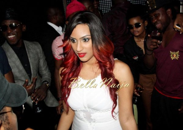 Juliet Ibrahim's 28th Birthday Party in Lagos - March 2014 - BellaNaija - 033