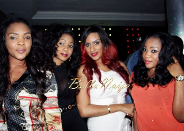 Juliet Ibrahim's 28th Birthday Party in Lagos - March 2014 - BellaNaija - 036