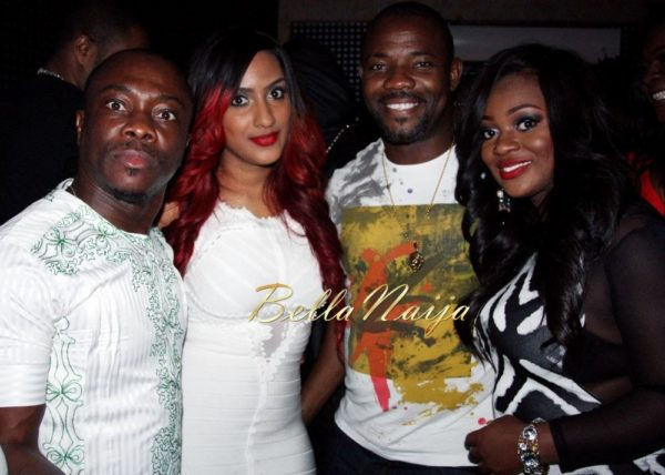 Juliet Ibrahim's 28th Birthday Party in Lagos - March 2014 - BellaNaija - 040