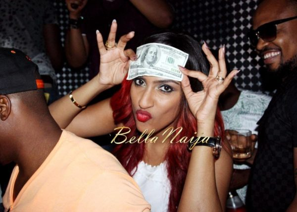 Juliet Ibrahim's 28th Birthday Party in Lagos - March 2014 - BellaNaija - 042