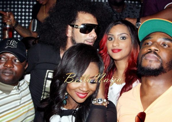 Juliet Ibrahim's 28th Birthday Party in Lagos - March 2014 - BellaNaija - 043