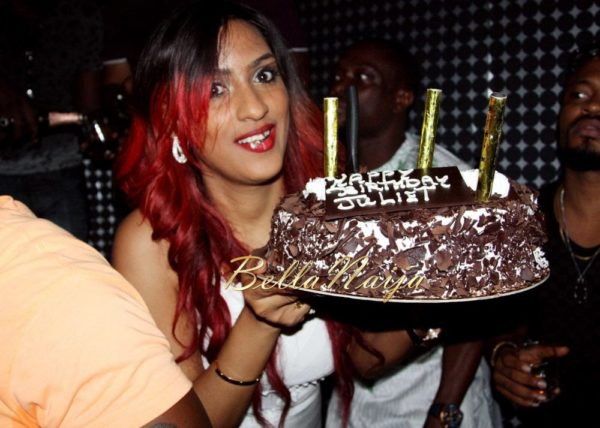 Juliet Ibrahim's 28th Birthday Party in Lagos - March 2014 - BellaNaija - 044