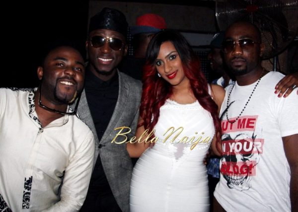 Juliet Ibrahim's 28th Birthday Party in Lagos - March 2014 - BellaNaija - 060