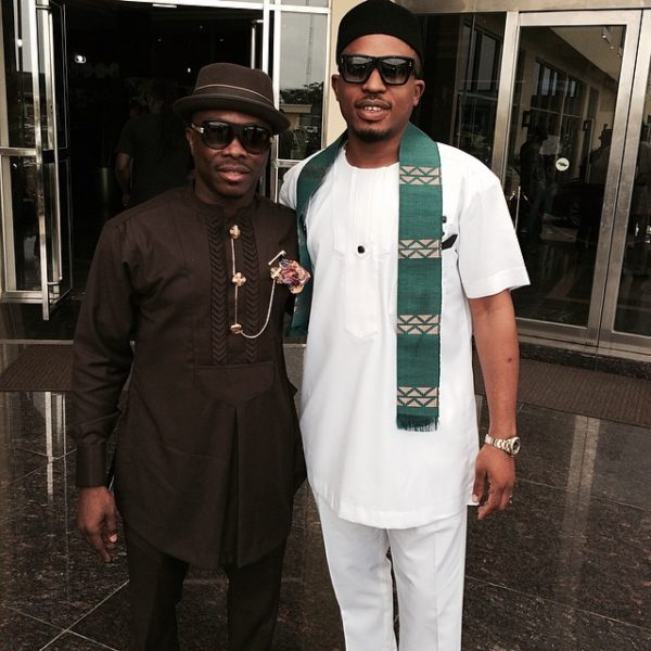 Julius Agwu & Naeto C