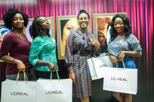L'Oreal Event in Lagos - BellaNaija - March2014008
