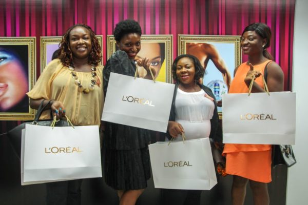 L'Oreal Event in Lagos - BellaNaija - March2014011