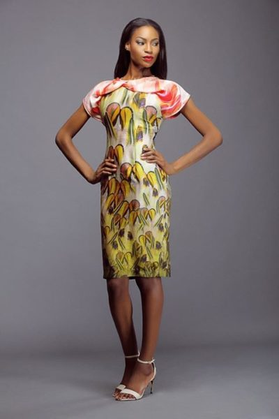 Lanre Da Silva Ajayi Colour Storm Collection Lookbook - BellaNaija - March 2014004