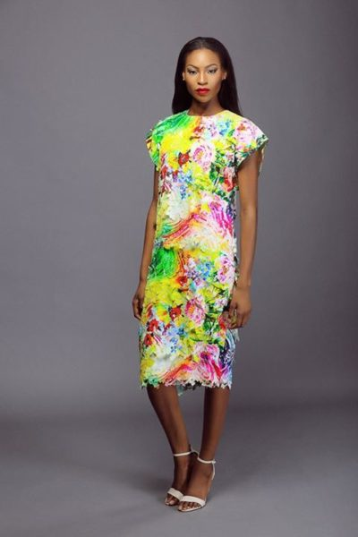 Lanre Da Silva Ajayi Colour Storm Collection Lookbook - BellaNaija - March 2014005