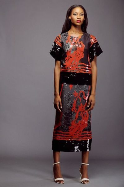 Lanre Da Silva Ajayi Colour Storm Collection Lookbook - BellaNaija - March 2014007
