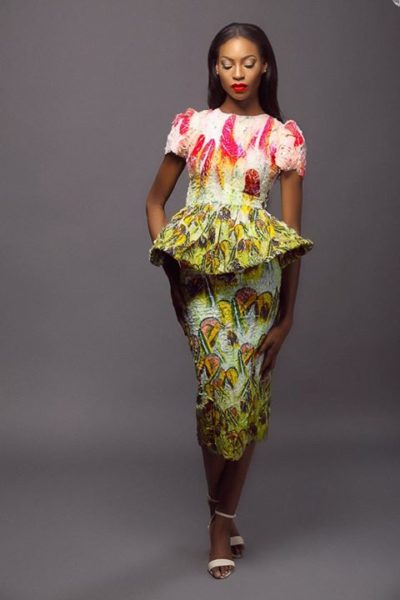 Lanre Da Silva Ajayi Colour Storm Collection Lookbook - BellaNaija - March 2014009