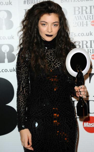 Lorde & MAC Collboration - BellaNaija - March 2014001