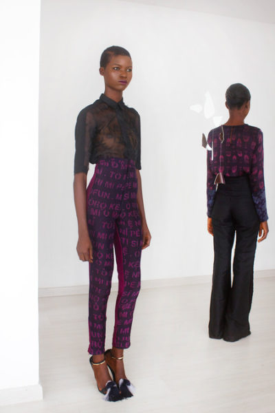 Maki Oh Fall RTW 2014 Collection - BellaNaija - March 2014 (11)