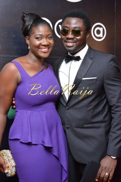 Mercy Johnson & Prince Odianosen Okojie