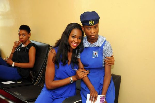 Miss Nigeria Ezinne Akudo at Queen's College - March 2014 - BellaNaija - 022