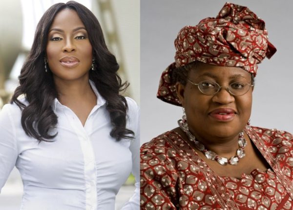 Mo Abudu & Ngozi Okonjo-Iweala - March 2014 - BellaNaija 01
