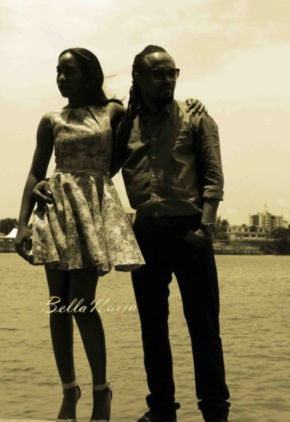 Moses Inwang & Emem Udonquak Pre-Wedding Photos - March 2014 - BellaNaija - 023