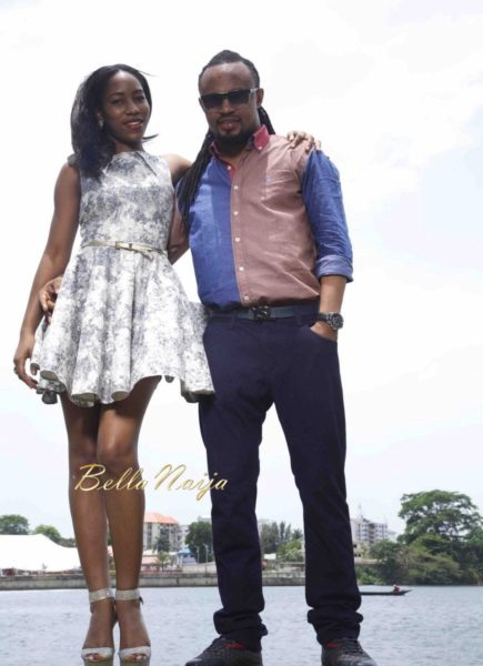 Moses Inwang & Emem Udonquak Pre-Wedding Photos - March 2014 - BellaNaija - 024