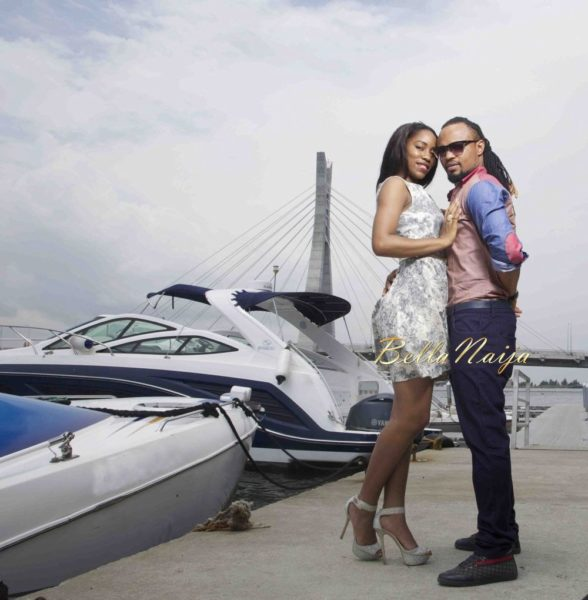 Moses Inwang & Emem Udonquak Pre-Wedding Photos - March 2014 - BellaNaija - 0320