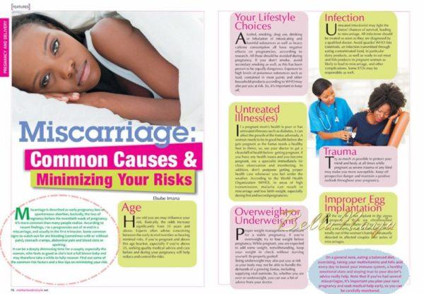 Motherhood Instyle Magazine - March 2014 - BellaNaija - 028