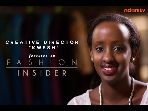 Ndani Tv Fashion Insider with Juliana Nasasira of Kwesh - BellaNaija - March2014