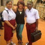 Ngozi Ezeonu & Chiwetalu Agu - BellaNaija -