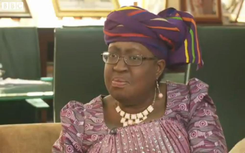 Ngozi Okonjo Iweala - March 2014 - BBC Focus Africa - BellaNaija