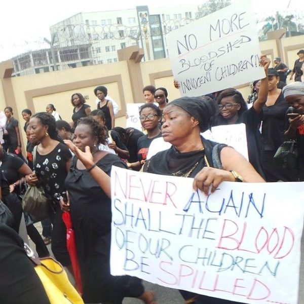 Nigerian Women Walk in Lagos - March 2014 - BellaNaija - 022