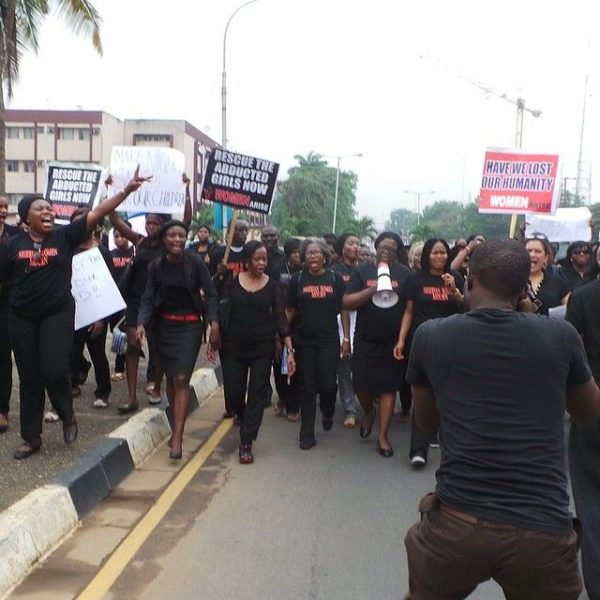 Nigerian Women Walk in Lagos - March 2014 - BellaNaija - 026