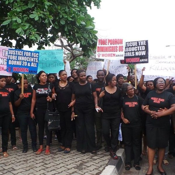 Nigerian Women Walk in Lagos - March 2014 - BellaNaija - 028