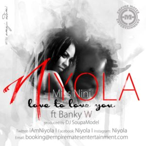 Niyola - Love To Love You - March 2014 - BellaNaija 01