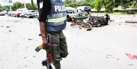 APTOPIX Nigeria Explosion