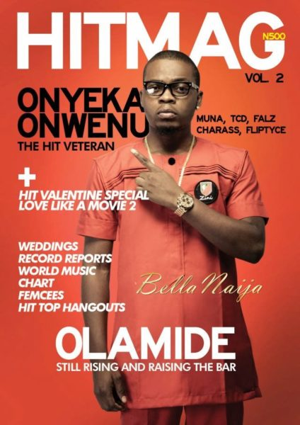 Olamide - Hitmag - March 2014 - BellaNaija 01