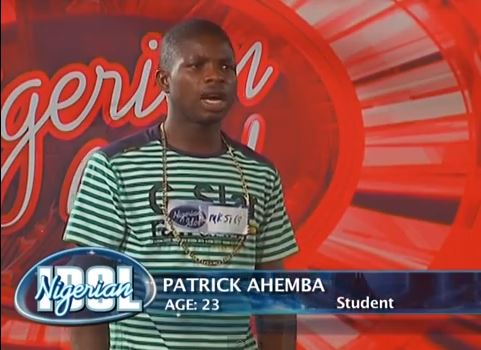 Patrick Ahemba - Nigerian Idol Season 4 Auditions - BellaNaija - March - 2014