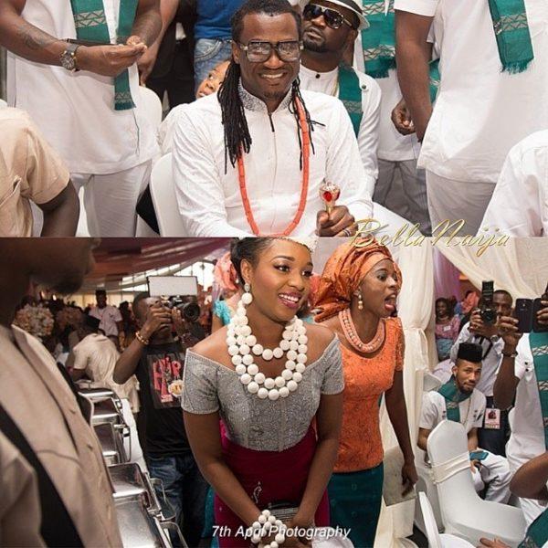 Paul Okoye, Anita Isama