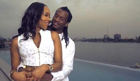 Paul Okoye & Anita Isama - March 2014 - BellaNaija 01