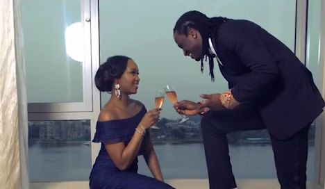 Paul Okoye & Anita Isama - March 2014 - BellaNaija 02
