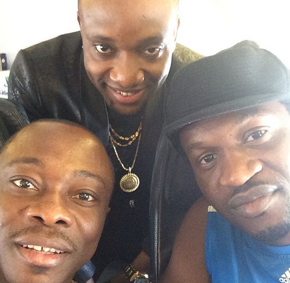 Paul Okoye - P-Square in Port Harcourt - March 2014 - BellaNaija 0