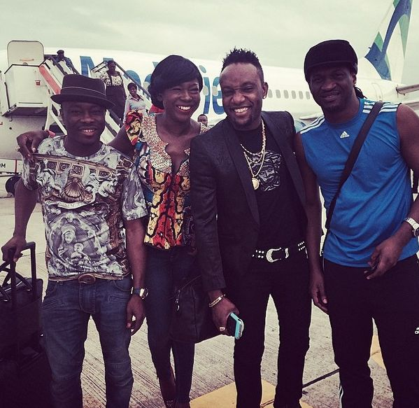 Paul Okoye - P-Square in Port Harcourt - March 2014 - BellaNaija 01