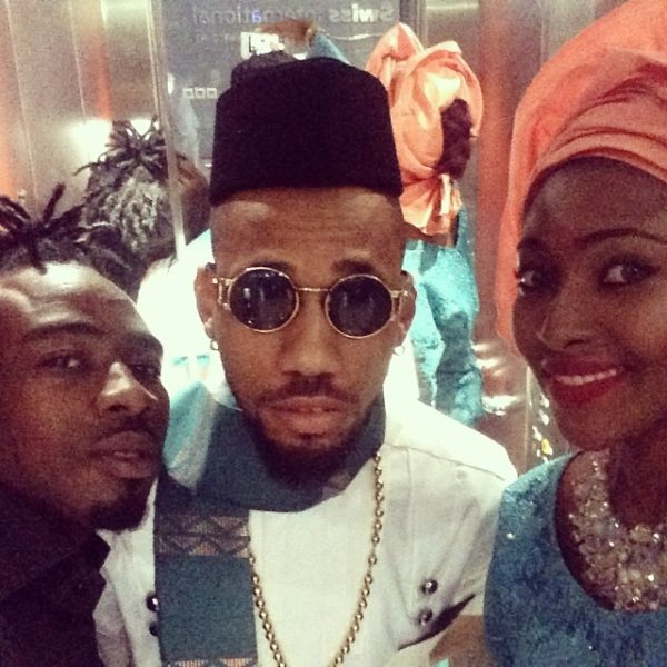 Alex Mouth, Phyno, Lilian Esoro