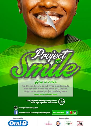 Project Smile Competition - BellaNaija - March 2014