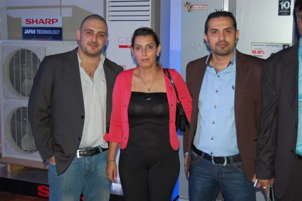 SHARP and Dajcom Partnership Announcement - BellaNaija - March2014009