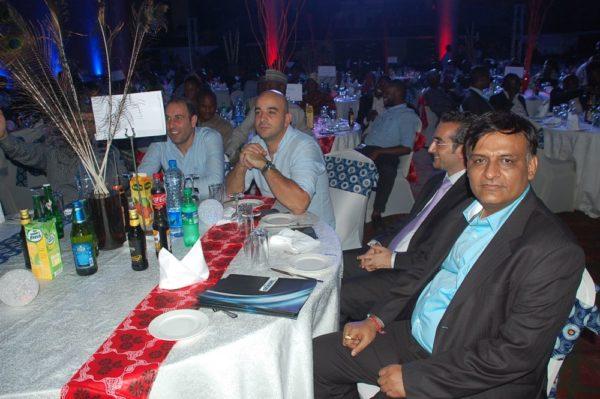 SHARP and Dajcom Partnership Announcement - BellaNaija - March2014019