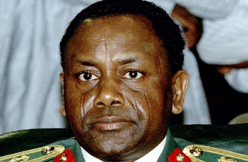 Sani Abacha - March 2014 - BellaNaija
